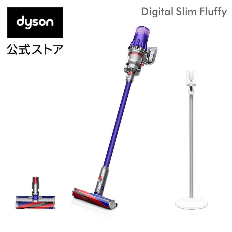 dyson(ダイソン),Digital Slim Fluffy,SV18FF