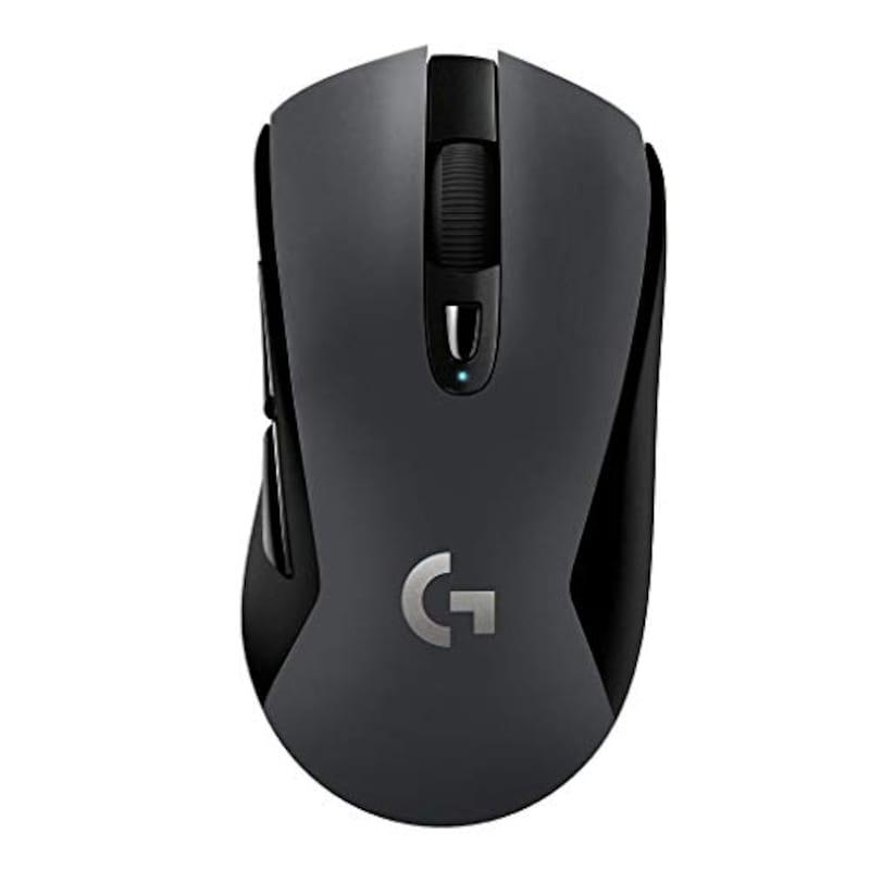 Logicool(ロジクール),LIGHTSPEED ワイヤレスゲーミングマウス,G603