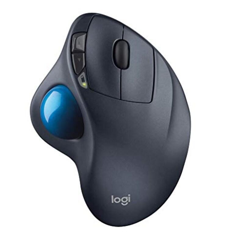 Logicool(ロジクール),ワイヤレスマウス トラックボール,SW-M570