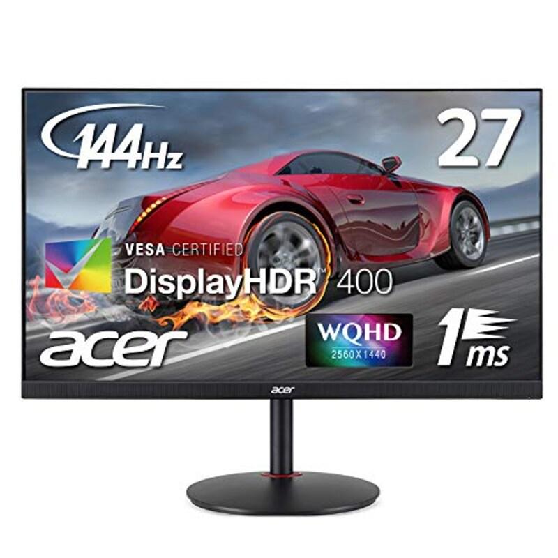 Acer(エイサー), 4Kゲーミングモニター