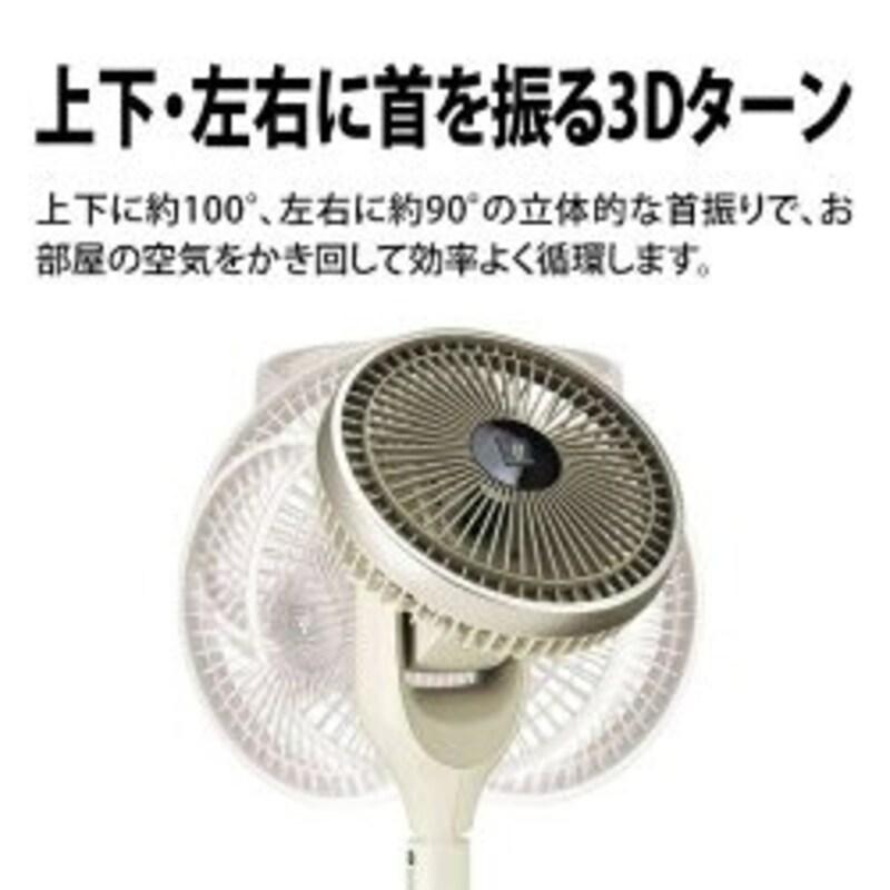 SHARP(シャープ),3Dファン,PJ-L2DBG-C
