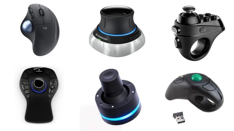 3Dマウスのおすすめ人気ランキング14選|モデリングやblenderに最適な物をチェック!