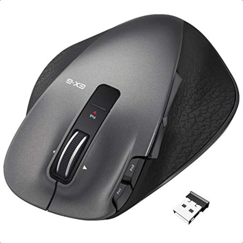 ELECOM(エレコム),Ultimateレーザーマウス L,M-XGL20DLBK