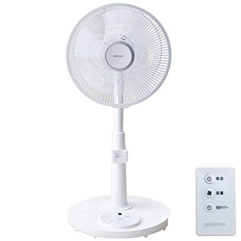 アイリスオーヤマ(IRIS OHYAMA),扇風機,PF-M302RA-W