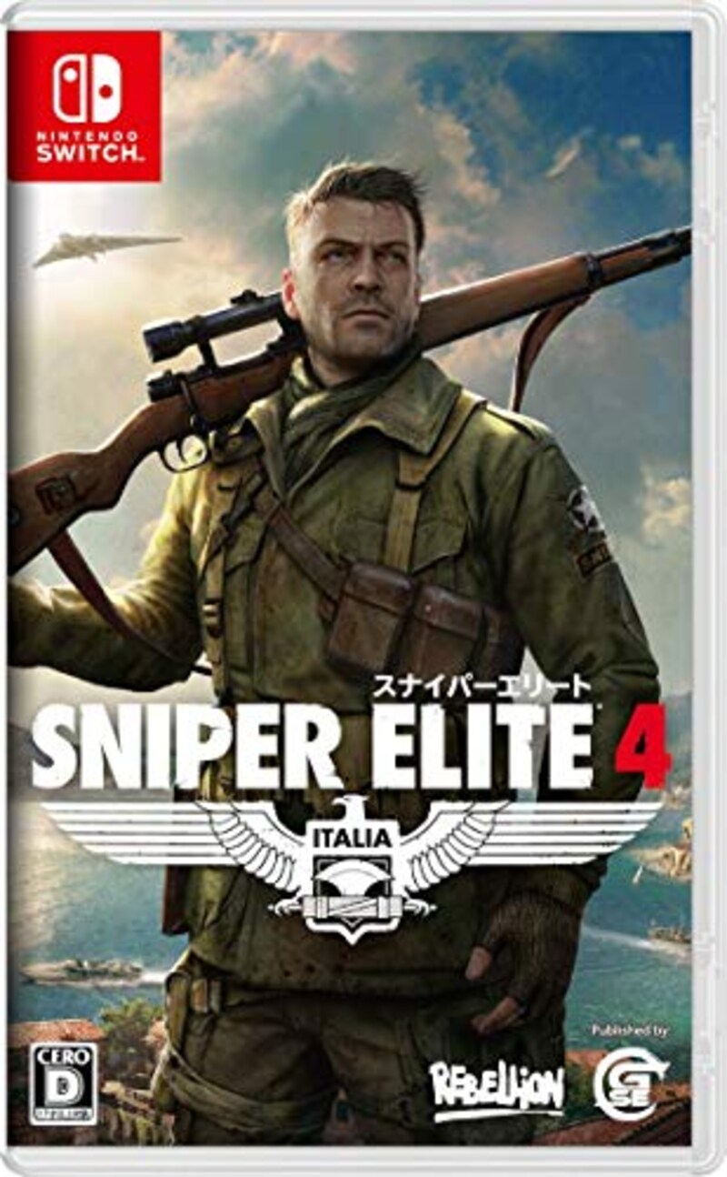 Game Source Entertainment,SNIPER ELITE 4