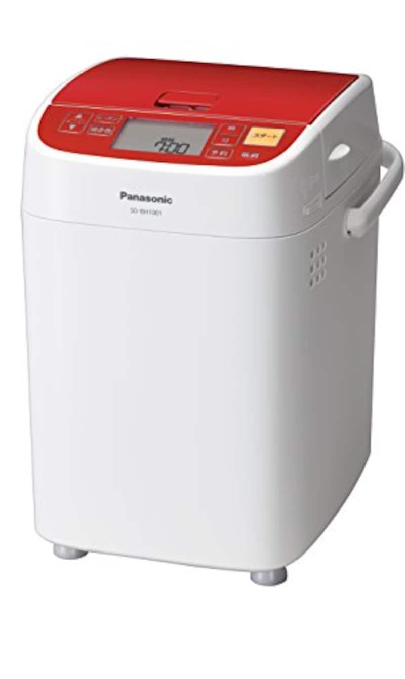 パナソニック ,ホームベーカリー 1斤タイプ レッド ,SD-BH1001-R