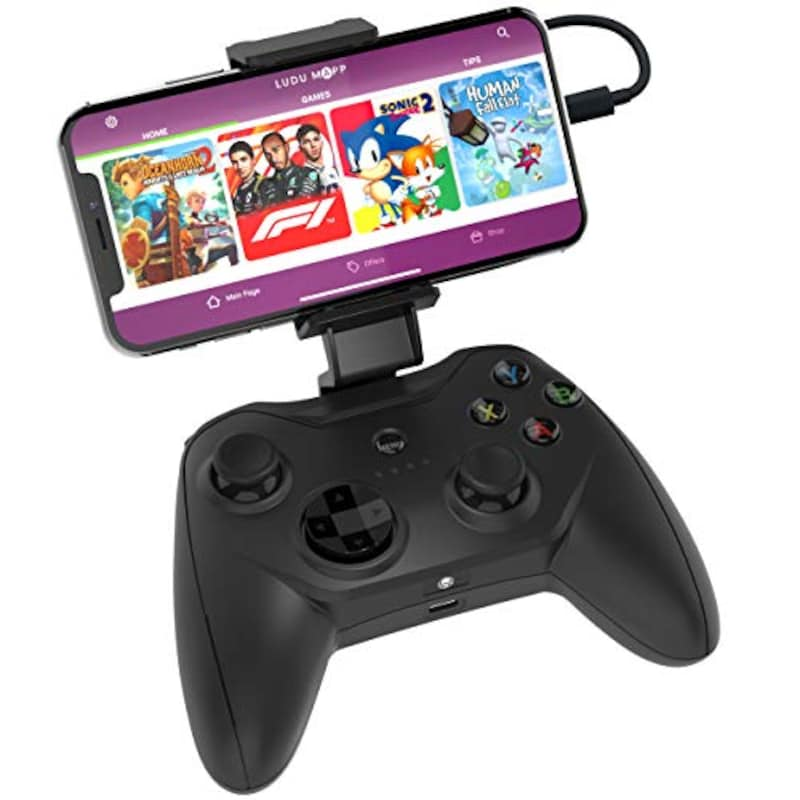 ROTOR RIOT(ローター ライオット),Wired Game Controller iOS iPhone用,RR1850