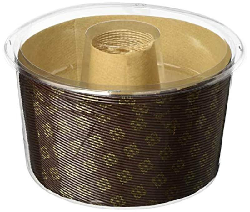 パール金属,アンテノア 紙製 シフォンケーキ 焼型 17cm 3枚入,D-3412
