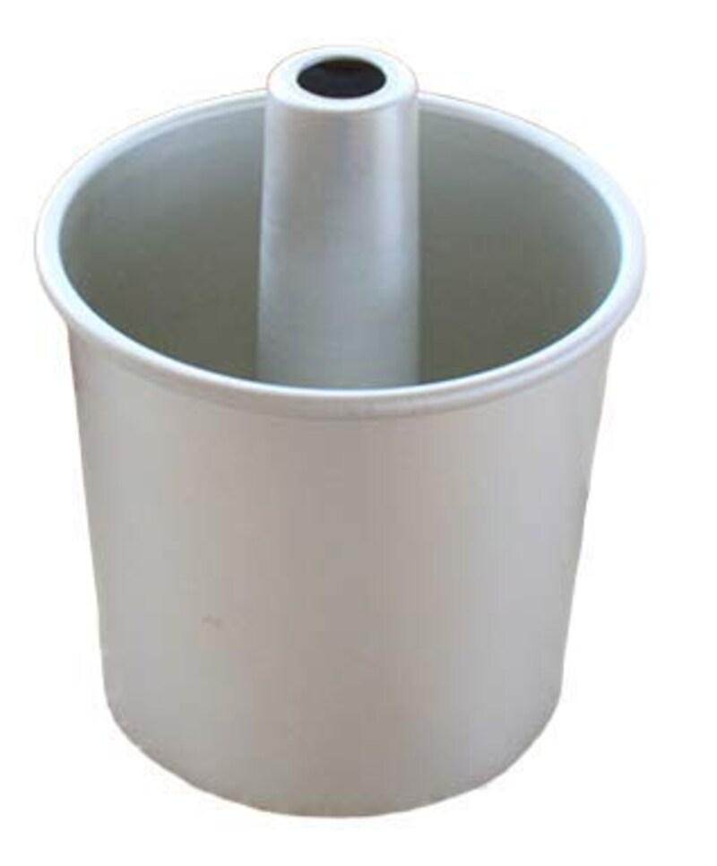 浅井商店,つなぎ目のないアルミトールシフォンケーキ型 10cm,AL-SF-10T