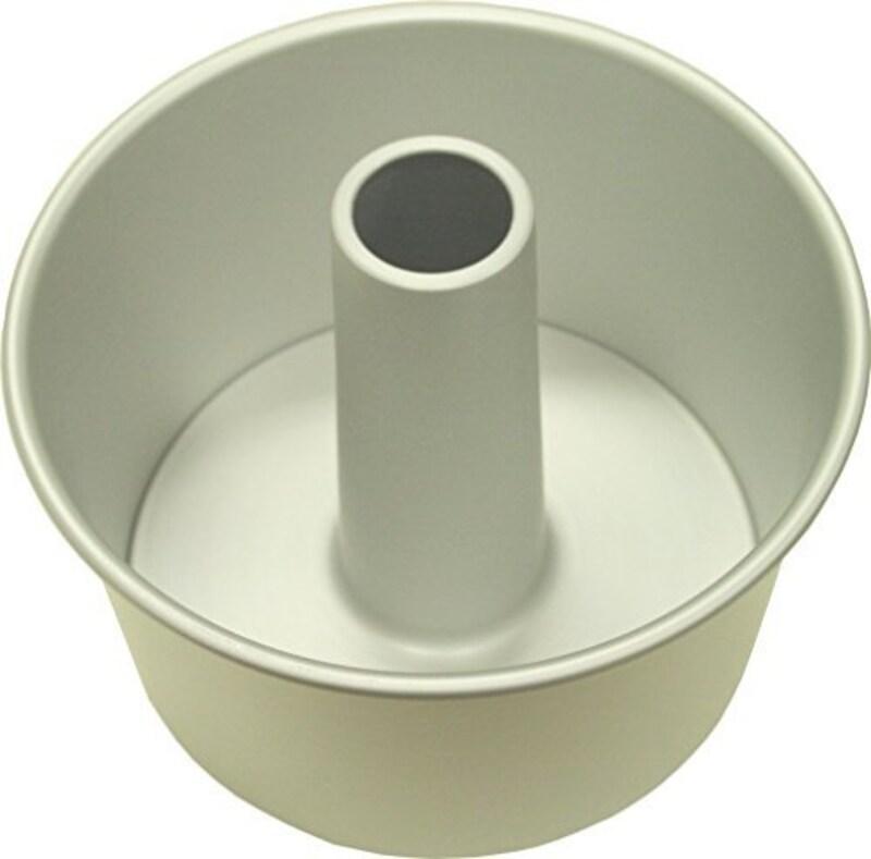 浅井商店,つなぎ目のないアルミトールシフォンケーキ型 17cm,AL-SF-17T