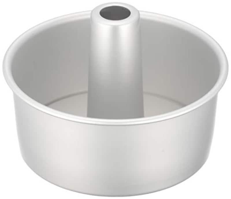 パール金属,ラフィネ アルミ製シフォンケーキ焼型17cm ,D-6111