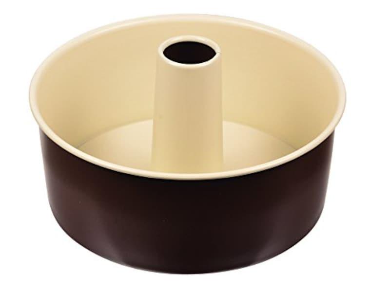 パール金属,ラフィネ ふっ素加工シフォンケーキ焼型21cm ,D-6110