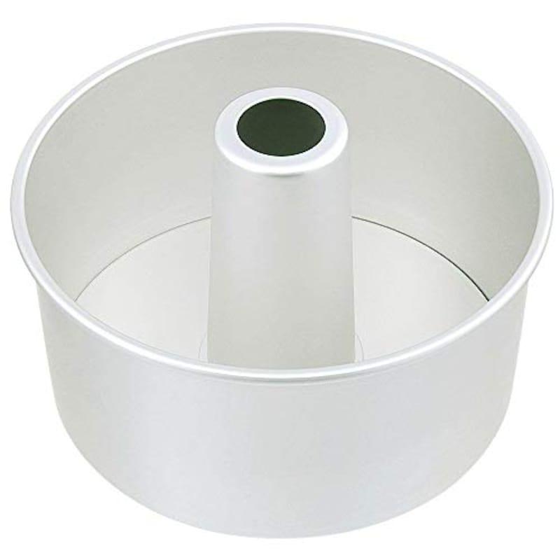 貝印,フッ素加工 シフォンケーキ型21cm,DL6134