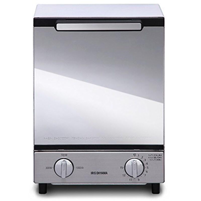 アイリスオーヤマ(IRIS OHYAMA),オーブントースター 縦型,MOT-012