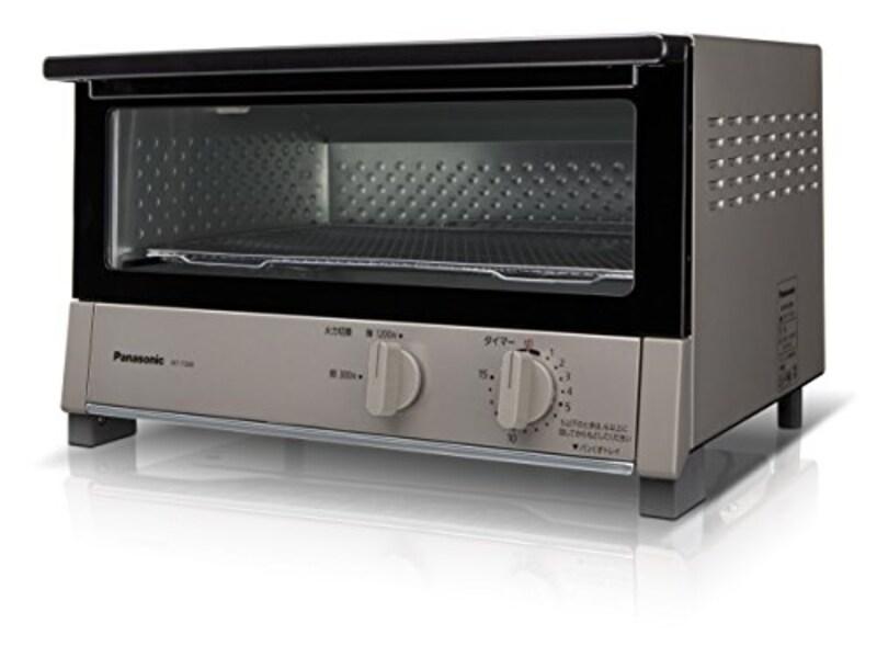パナソニック(Panasonic),オーブントースター 2段階火力切替,NT-T300-C