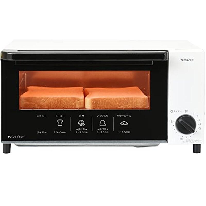 山善(YAMAZEN),オーブントースター,YTN-S100
