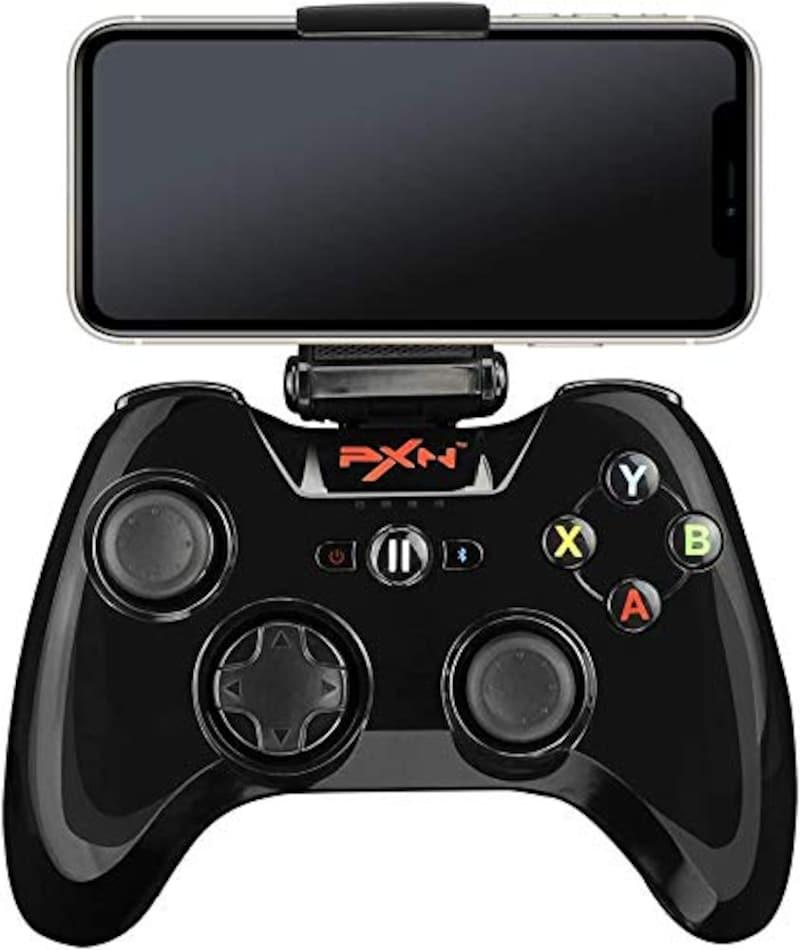 PXN,IOSコントローラー ゲームパッド,JPA-AY-6603B