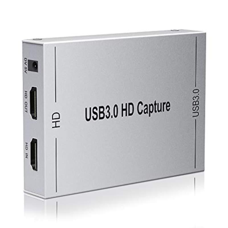 ALTENG,HDMI キャプチャーボード ゲームキャプチャー,GT-CAP-08