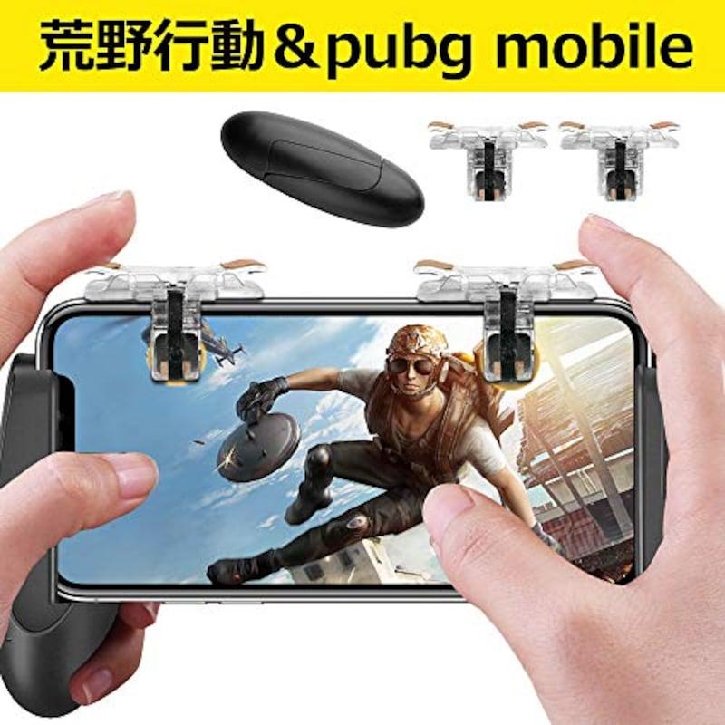AksBlay,Mobile コントローラー