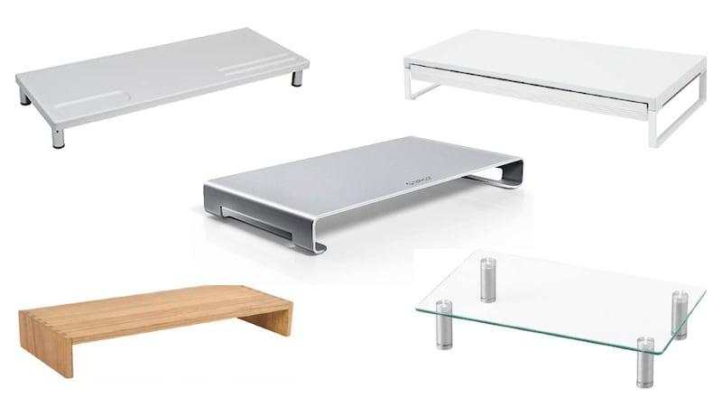 【2021】モニター台のおすすめ人気ランキング25選 おしゃれな木製や引き出し付きも!USBポートや高さ調節があると便利