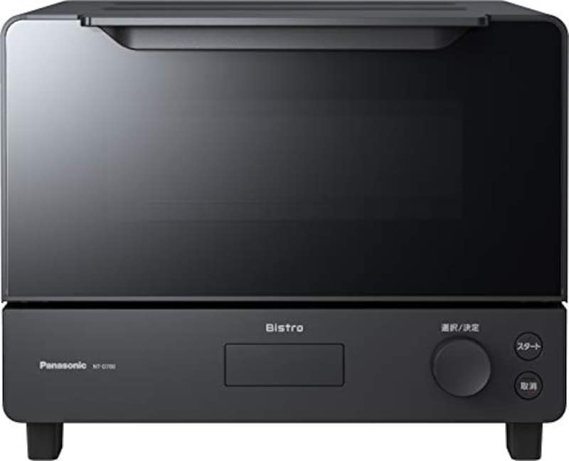 パナソニック(Panasonic),オーブントースター ビストロ,NT-D700-K