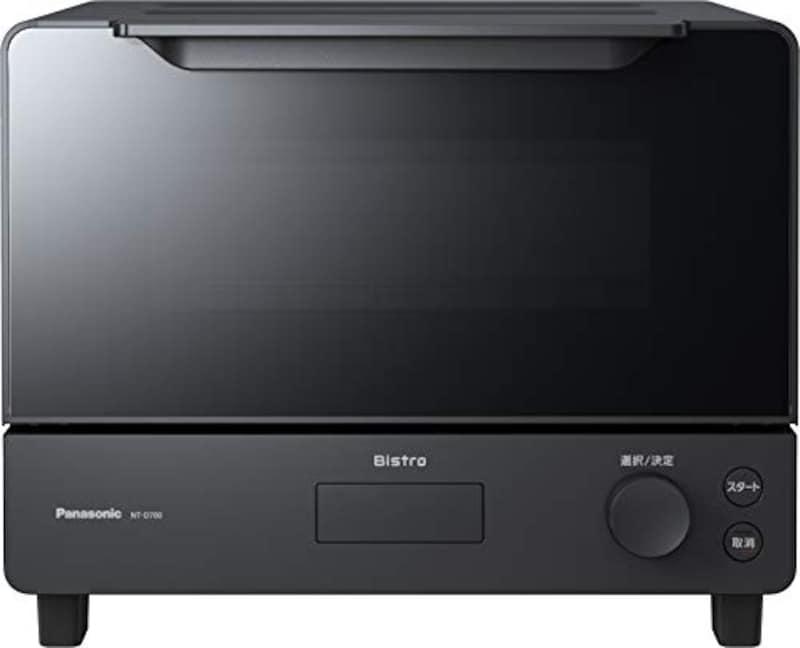 Panasonic(パナソニック),オーブントースター ビストロ ,NT-D700-K