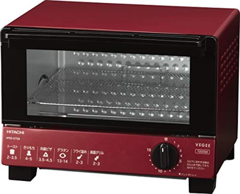HITACHI(日立 ),オーブントースター,HTO-CT35