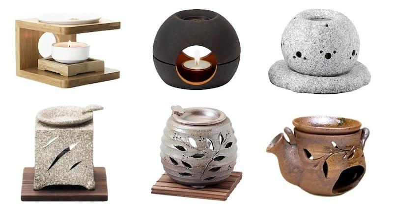 茶香炉のおすすめ人気ランキング15選と使い方|電気式も!おしゃれな陶器やガラス製のものも紹介!