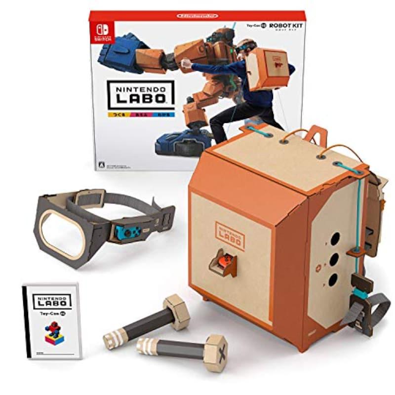Nintendo Labo (ニンテンドー ラボ)  Toy-Con 02: Robot Kit