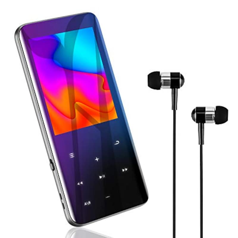 Tuayoo,MP3プレーヤー,X8