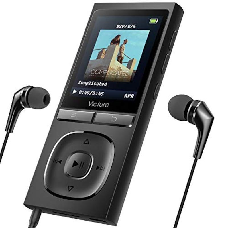 Victure,MP3プレーヤー,M5