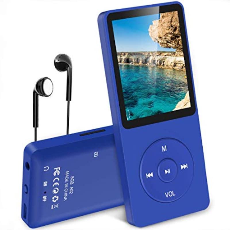 AGPTEK,MP3プレーヤー,A02