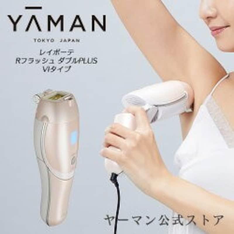ヤーマン(YAMAN),レイボーテ Rフラッシュ ダブルPLUS VIタイプ,STA-212P