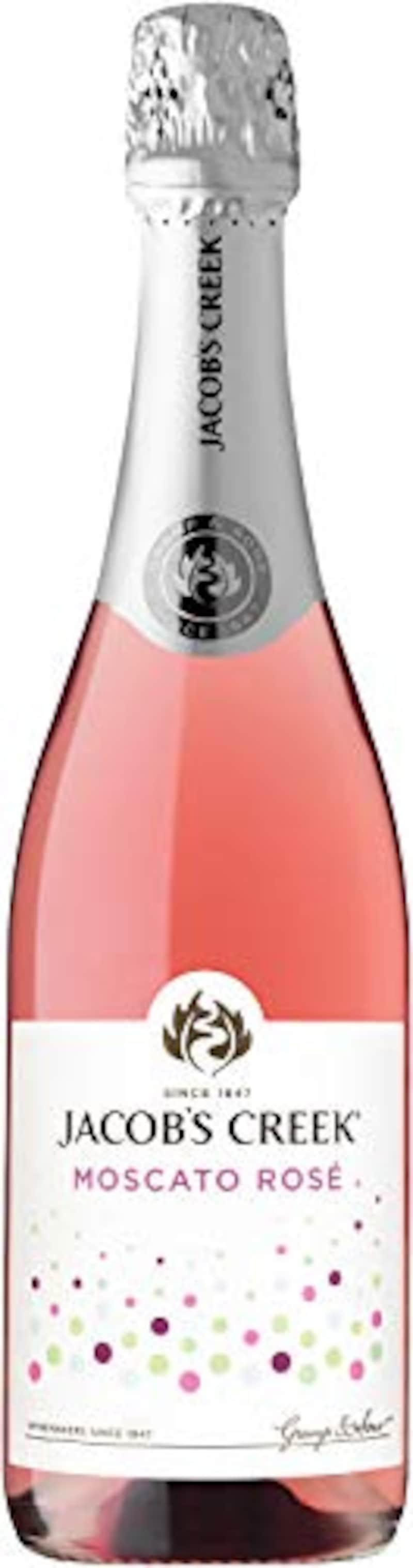 Pernod Ricard(ペルノリカール),ジェイコブス・クリーク マスカット・ロゼ スパークリング