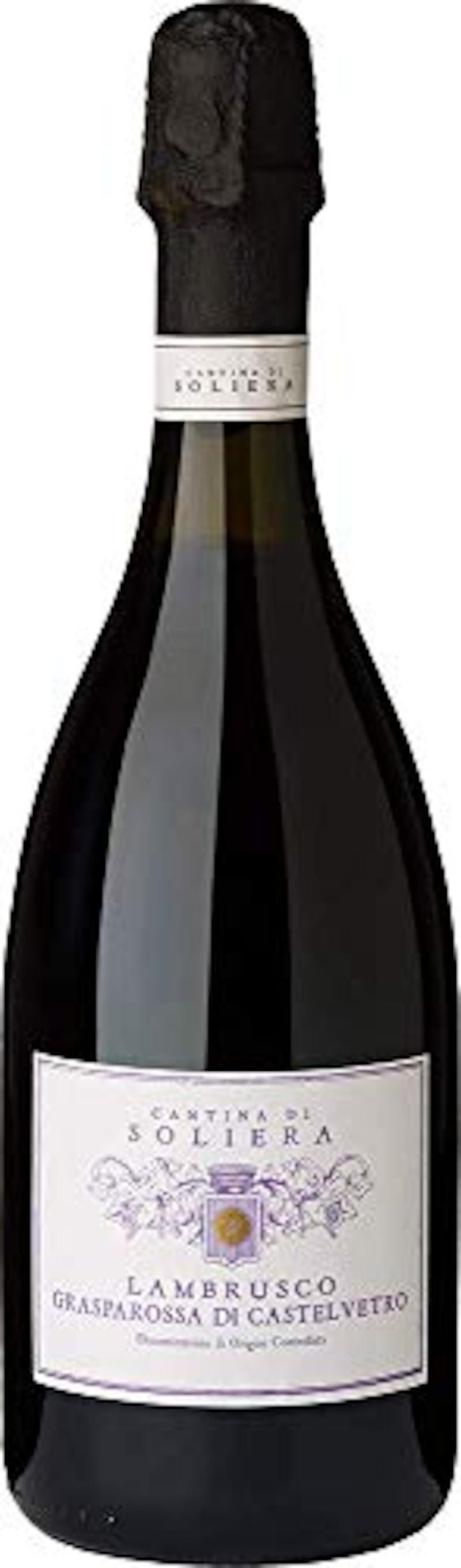 CANTINA DI SOLIERA(カンティーナ・ディ・ソリエーラ),ランブルスコ・グラスパロッサ・ディ・カステルヴェトロ・ドルチェ