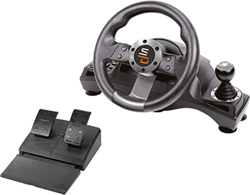 Subsonic(サブソニック),ハンドルコントローラー レーシング ホイール DRIVE PRO GS700,SA5156