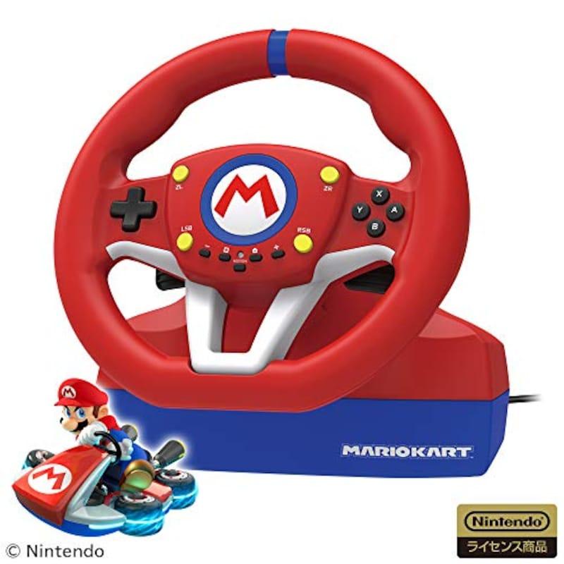 HORI(ホリ),マリオカートレーシングホイール for Nintendo Switch,NSW-204