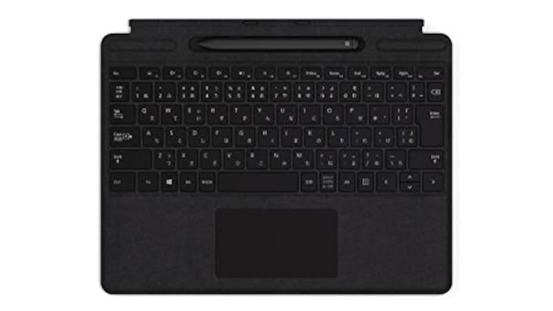 マイクロソフト(Microsoft),Surface Pro X Signature キーボード スリム ペン付き,QSW-00019