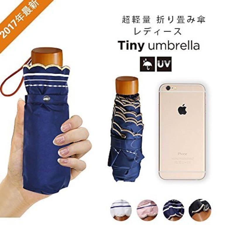 Flinelife,折りたたみ 日傘