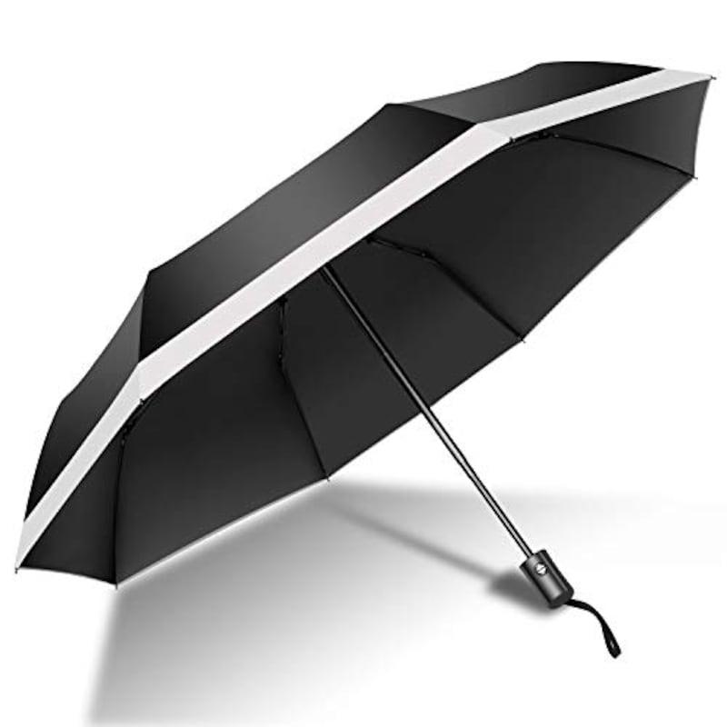 折りたたみ傘 UVカット率99.9%