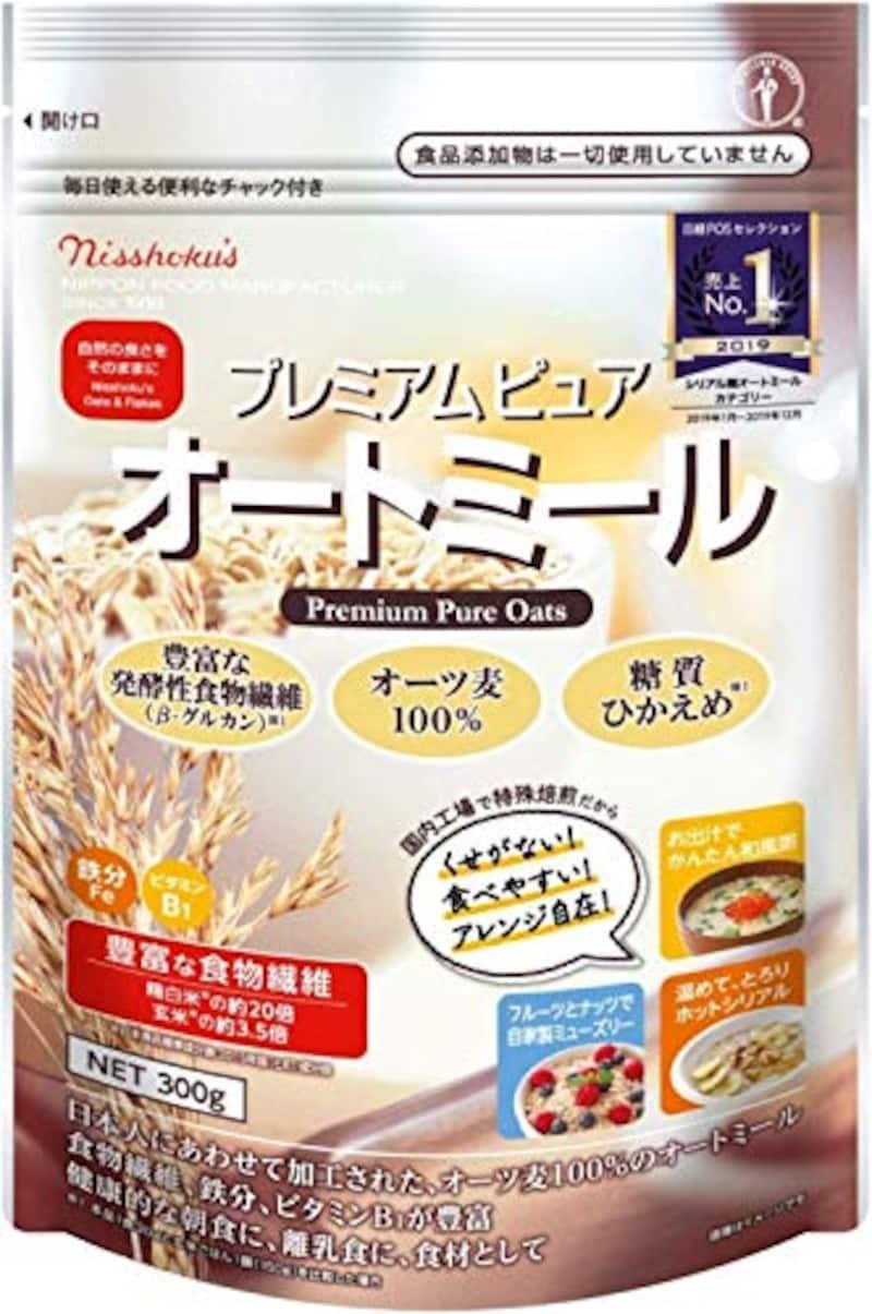 日本食品製造,プレミアムピュアオートミール