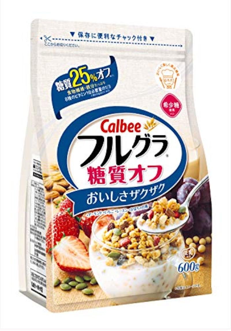 Calbee(カルビー),フルグラ 糖質オフ