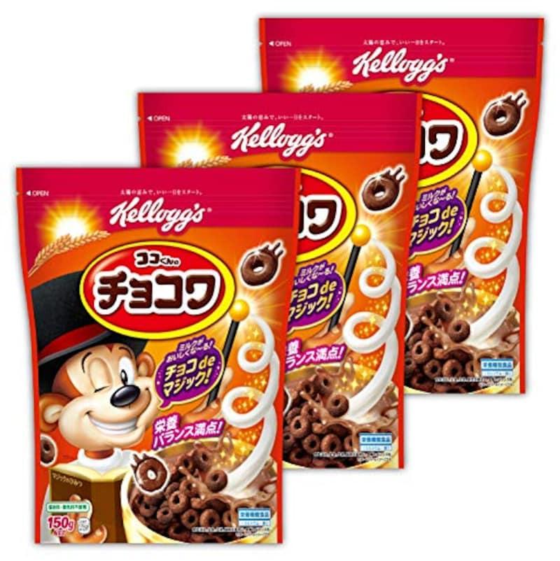 kelloggs(ケロッグ),ココくんのチョコワ