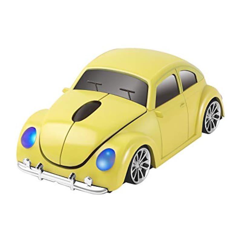 Elec Kingdom,車の形状マウス