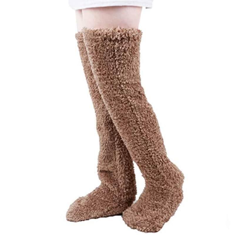 SHIRUI,極暖 足が出せるロングカバー