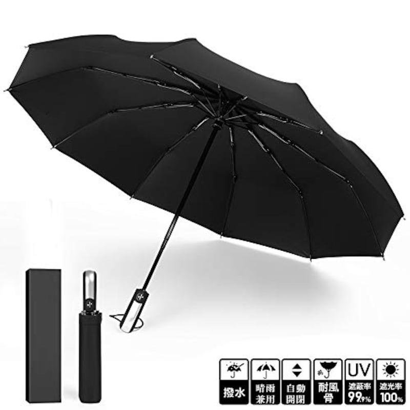 MINKA,折りたたみ日傘 軽量ワンタッチ