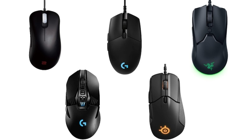 ゲーミングマウスのおすすめ14選|人気メーカーで比較!FPS用などの選び方も【2021最新】