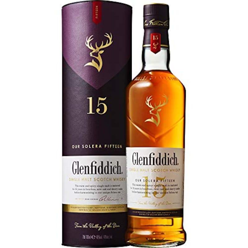 Glenfiddich(グレンフィディック),グレンフィディック 15年 ソレラリザーブ
