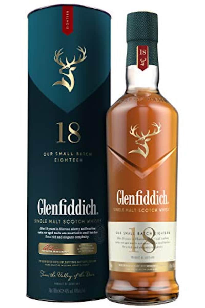 Glenfiddich(グレンフィディック),グレンフィディック 18年 スモールバッチリザーブ