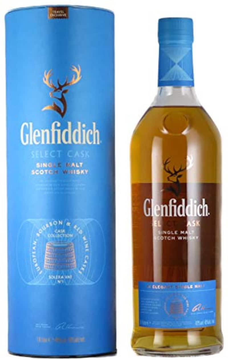 Glenfiddich(グレンフィディック),グレンフィディック カスクコレクション セレクトカスク